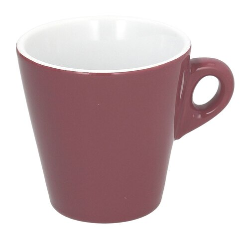 TAZZA THE CON PIATTINO CC.200 ELEGANT ROSA