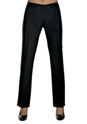 PANTALONE TRANDY STRETCH NERO  TG. 44